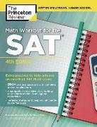 Cover-Bild zu Math Workout for the SAT, 4th Edition von The Princeton Review