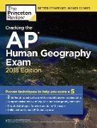 Cover-Bild zu Cracking the AP Human Geography Exam, 2018 Edition von Princeton Review