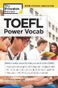 Cover-Bild zu TOEFL Power Vocab von The Princeton Review