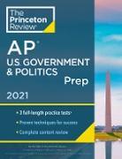 Cover-Bild zu Princeton Review AP U.S. Government & Politics Prep, 2021 (eBook) von The Princeton Review
