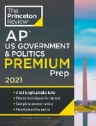 Cover-Bild zu Princeton Review AP U.S. Government & Politics Premium Prep, 2021 (eBook) von The Princeton Review