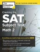 Cover-Bild zu Cracking the SAT Subject Test in Math 2, 2nd Edition von The Princeton Review