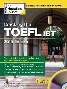 Cover-Bild zu Cracking the TOEFL iBT with Audio CD, 2019 Edition von The Princeton Review