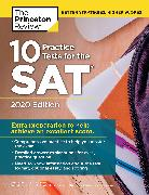 Cover-Bild zu 10 Practice Tests for the SAT, 2020 Edition von The Princeton Review