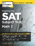 Cover-Bild zu Cracking the SAT Subject Test in Math 2, 2nd Edition (eBook) von The Princeton Review