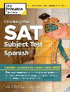Cover-Bild zu Cracking the SAT Subject Test in Spanish, 16th Edition (eBook) von The Princeton Review