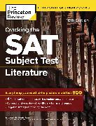 Cover-Bild zu Cracking the SAT Subject Test in Literature, 16th Edition (eBook) von The Princeton Review