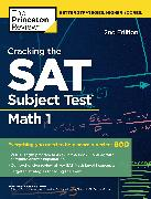 Cover-Bild zu Cracking the SAT Subject Test in Math 1, 2nd Edition (eBook) von The Princeton Review