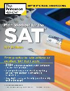 Cover-Bild zu Math Workout for the SAT, 5th Edition (eBook) von The Princeton Review