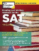 Cover-Bild zu Reading and Writing Workout for the SAT, 4th Edition (eBook) von The Princeton Review