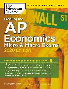 Cover-Bild zu Cracking the AP Economics Micro & Macro Exams, 2020 Edition (eBook) von The Princeton Review