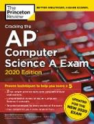 Cover-Bild zu Cracking the AP Computer Science A Exam, 2020 Edition (eBook) von The Princeton Review