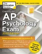 Cover-Bild zu Cracking the AP Psychology Exam, 2020 Edition (eBook) von The Princeton Review
