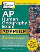 Cover-Bild zu Cracking the AP Human Geography Exam 2020, Premium Edition (eBook) von The Princeton Review