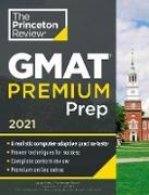 Cover-Bild zu Princeton Review GMAT Premium Prep, 2021 (eBook) von The Princeton Review
