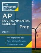 Cover-Bild zu Princeton Review AP Environmental Science Prep, 2021 (eBook) von The Princeton Review