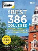 Cover-Bild zu The Best 386 Colleges, 2021 (eBook) von The Princeton Review