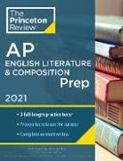 Cover-Bild zu Princeton Review AP English Literature & Composition Prep, 2021 (eBook) von The Princeton Review