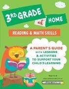 Cover-Bild zu 3rd Grade at Home (eBook) von The Princeton Review