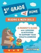 Cover-Bild zu 1st Grade at Home (eBook) von The Princeton Review