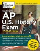 Cover-Bild zu Cracking the AP U.S. History Exam, 2020 Edition (eBook) von The Princeton Review