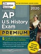 Cover-Bild zu Cracking the AP U.S. History Exam 2020, Premium Edition (eBook) von The Princeton Review