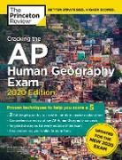 Cover-Bild zu Cracking the AP Human Geography Exam, 2020 Edition (eBook) von The Princeton Review