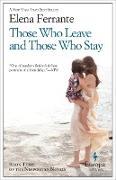 Cover-Bild zu Those Who Leave and Those Who Stay (eBook) von Ferrante, Elena