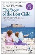 Cover-Bild zu The Story of the Lost Child (eBook) von Ferrante, Elena
