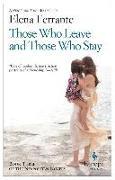 Cover-Bild zu Those Who Leave and Those Who Stay von Ferrante, Elena