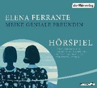 Cover-Bild zu Meine geniale Freundin - Das Hörspiel von Ferrante, Elena