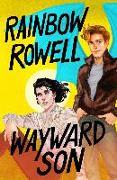 Cover-Bild zu Rowell, Rainbow: Wayward Son