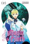 Cover-Bild zu Sazanami, Ichiya: Magia the Ninth