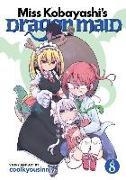 Cover-Bild zu Coolkyousinnjya: Miss Kobayashi's Dragon Maid Vol. 8