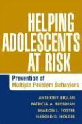 Cover-Bild zu Helping Adolescents at Risk von Biglan, Anthony