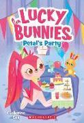Cover-Bild zu Petal's Party (Lucky Bunnies #2), Volume 2 von Coe, Catherine