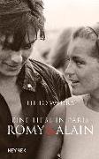 Cover-Bild zu Wydra, Thilo: Eine Liebe in Paris - Romy und Alain