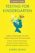 Cover-Bild zu Quinn, Karen: Testing for Kindergarten Admissions (eBook)
