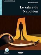 Cover-Bild zu Le sabre de Napoléon von Gerrier, Nicolas
