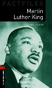 Cover-Bild zu McLean, Alan: Oxford Bookworms Library Factfiles: Level 3:: Martin Luther King