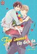 Cover-Bild zu Mizuki, Tama: Für immer für dich da