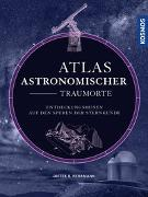 Cover-Bild zu Atlas astronomischer Traumorte