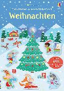 Cover-Bild zu Mein Immer-wieder-Stickerbuch: Weihnachten