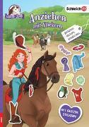 Cover-Bild zu SCHLEICH® Horse Club - Anziehen mit Stickern