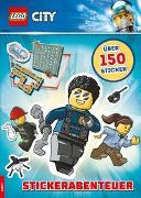 Cover-Bild zu LEGO City - Stickerabenteuer