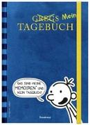 Cover-Bild zu Gregs (Mein) Tagebuch (blau)