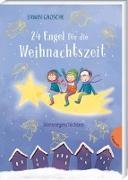 Cover-Bild zu 24 Engel für die Weihnachtszeit