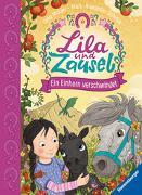 Cover-Bild zu Lila und Zausel, Band 3: Ein Einhorn verschwindet
