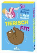 Cover-Bild zu Tierisch fit! 50 spielerische Übungen für kleine Energiebündel