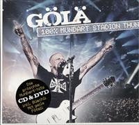 Cover-Bild zu MUNDART STADION THUN (CD + DVD Video)